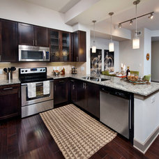 Transitional Kitchen by Designs By Katy