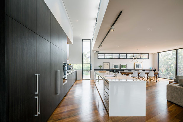 Contemporary Kitchen by Ned Architecture & Design