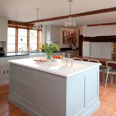 Rustic Kitchen by Edmondson Interiors