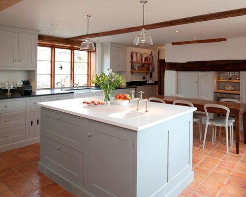 English Country Kitchen | Houzz