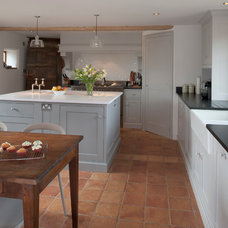 Traditional Kitchen by Bespoke Interiors