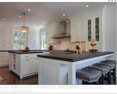 Country Kitchen In Pelham Manor