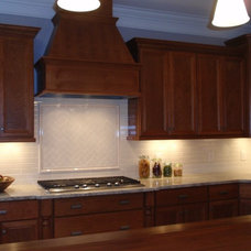 Traditional Kitchen by W. Epstein Builders
