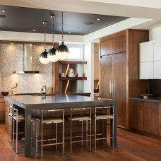 Contemporary Kitchen by Best Home Magazine