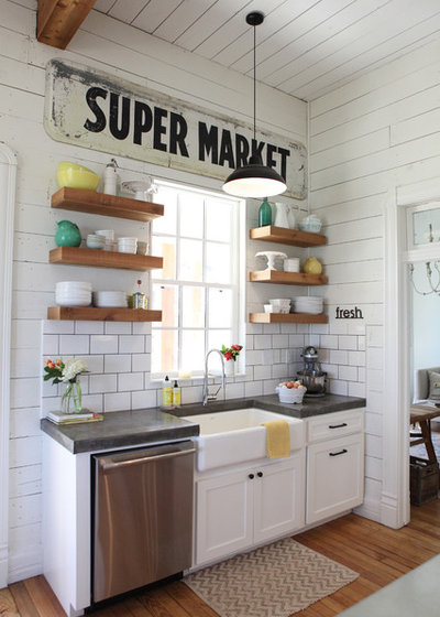 Country Kitchen by Magnolia Homes