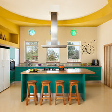 Contemporary Kitchen by Echo Design