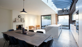 The Fin House, Victorian House Extension
