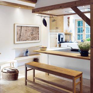 Scandinavian kitchen ideas - Kitchen - scandinavian kitchen idea in Sydney