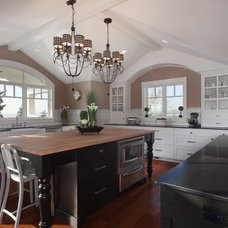 Traditional Kitchen by Kristi Spouse Interiors