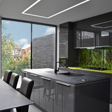 contemporary kitchen by Space Group Architects