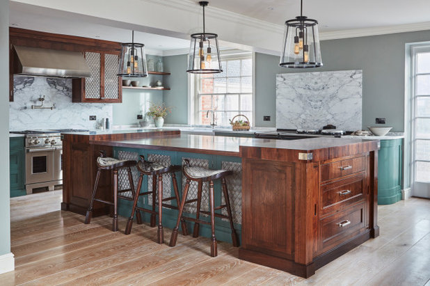 Классический Кухня by Naked Kitchens