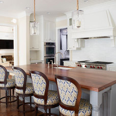 Traditional Kitchen by Dovetail Homes