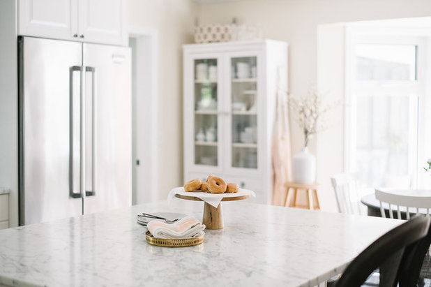 Farmhouse Kitchen by The Ginger Home