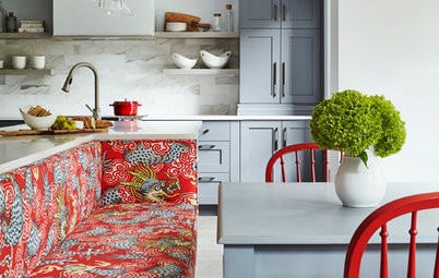 4 Easy Elements to Change Your Kitchen's Color Palette
