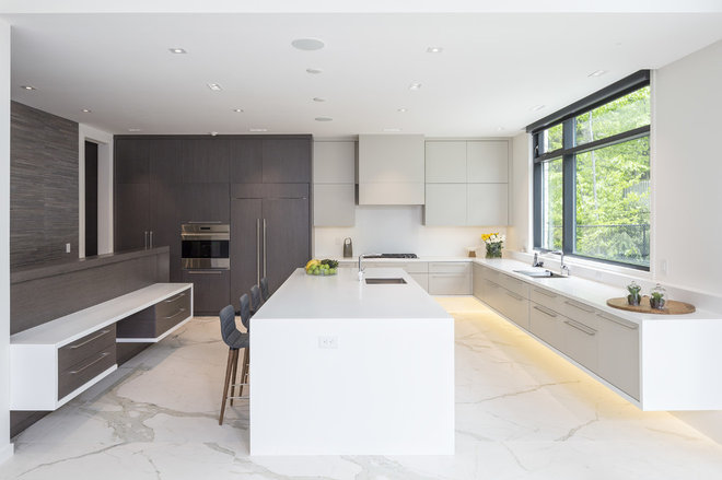 Contemporary Kitchen by David Small Designs