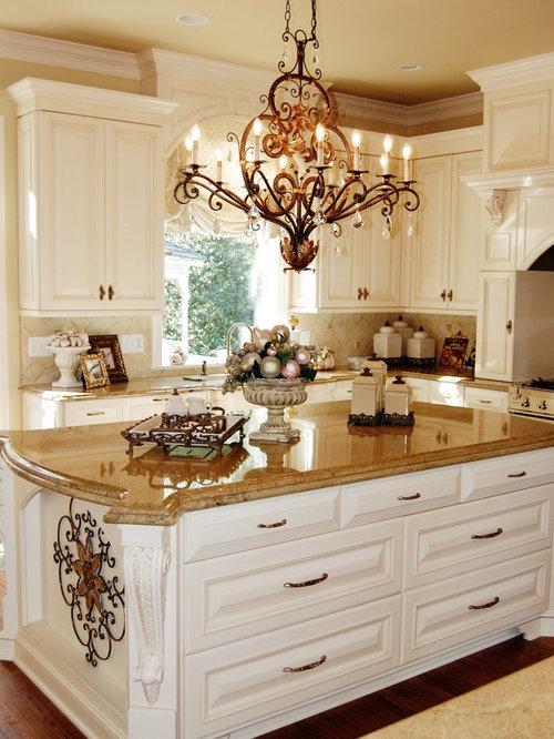 Southern Style Kitchen Houzz