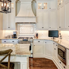 Traditional Kitchen by Stonecroft Homes
