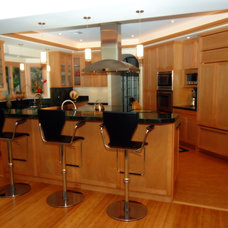 Contemporary Kitchen by The Grand Design