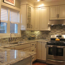 Traditional Kitchen by Whitney Interiors
