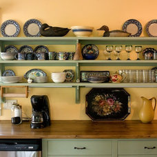 Farmhouse Kitchen by CustomMade.com