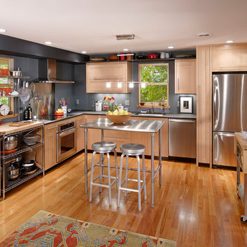 The Greenest Remodel in Ann Arbor