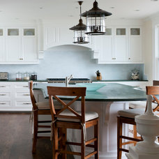 Beach Style Kitchen by JW Construction