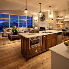 Traditional Kitchen by Cardel Designs