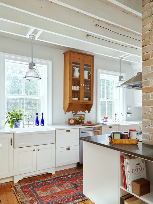 Mid Sized Kitchen Design Ideas Amp Remodel Pictures Houzz
