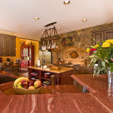 Traditional Kitchen by Chris Searles / Reece and Nichols Realtors