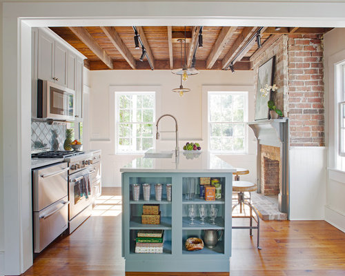 Small Galley Kitchen Design Ideas Amp Remodel Pictures Houzz