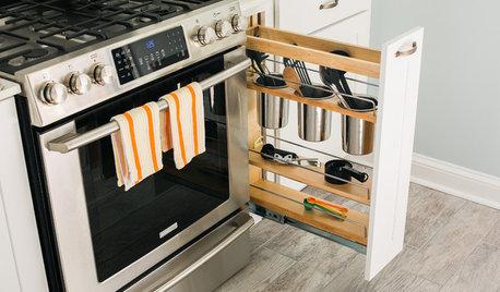 Как правильно: Освободить кухонный фартук
