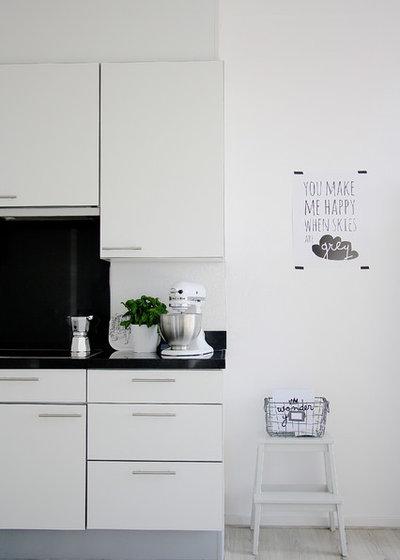 北欧 キッチン by Holly Marder