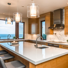 Contemporary Kitchen by The Interior Design Group