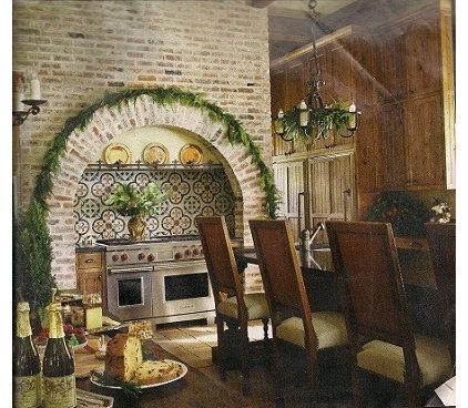 Kitchen by Avente Tile