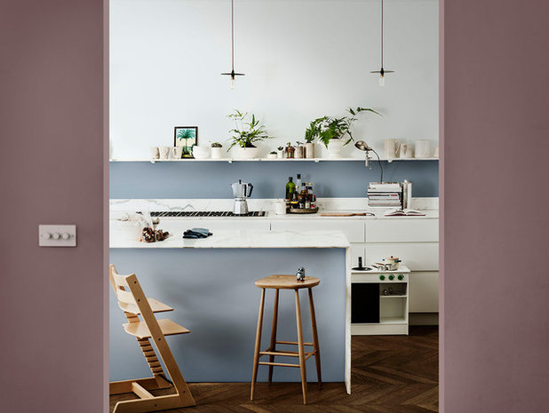 Contemporary Kitchen by Dulux
