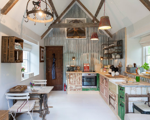 top 30 small l-shaped kitchen ideas & decoration pictures | houzz
