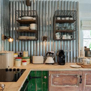Idéer för att renovera ett shabby chic-inspirerat kök