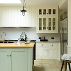 Bath Kitchen - Traditional - Kitchen - London - by Tim Wood Limited