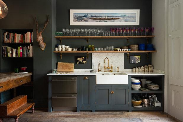 Scandinavian Kitchen by deVOL Kitchens