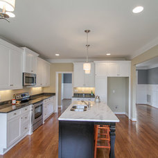 Traditional Kitchen by TimberCreek Building and Design