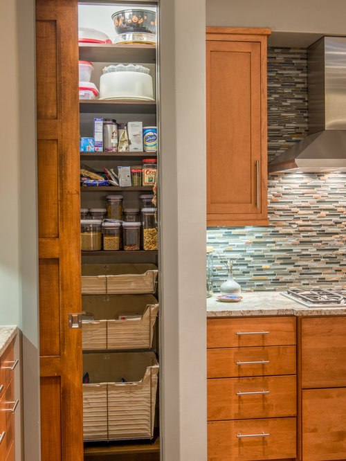 Small Pantry Home Design Ideas, Pictures, Remodel and Decor