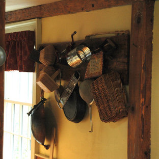 The Joshua Hersey House c. 1756 pantry wall hooks