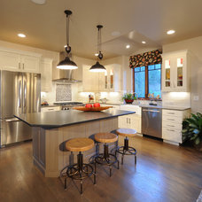 Contemporary Kitchen by COMITO BUILDING AND DESIGN LLC