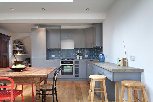 Kitchen by Jo Townshend Architect Ltd