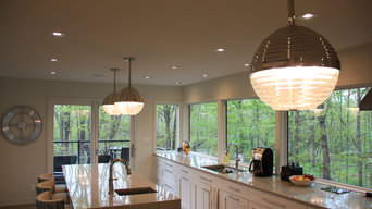 The Knights Kitchen Lighting with Specialty Outlets