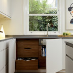 St Johns Wood Family Home London Contemporary Kitchen