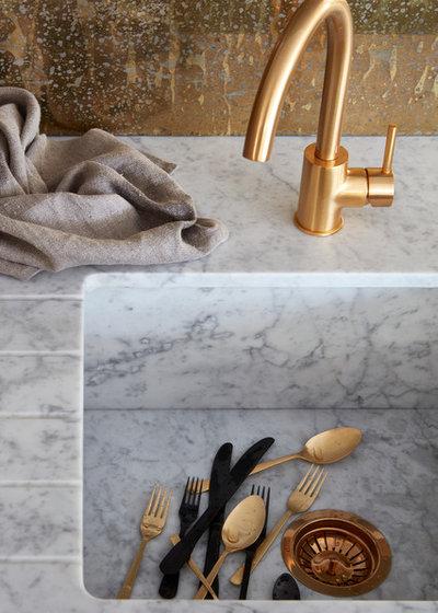 Contemporary Kök by Naked Kitchens