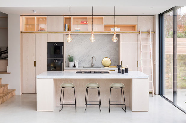 Contemporary Kitchen by Shape London