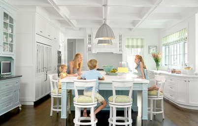 Source List: 20 Pendants That Illuminate the Kitchen Island