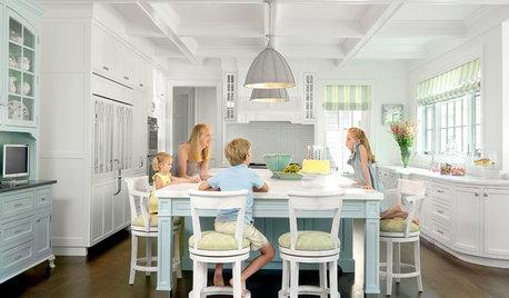 Source List: 20 Pendants That Illuminate the Kitchen Island